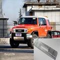 Auto Acessórios Frente Corrida Grill Fit Para 2010-2015 Toyota Fj Cruiser