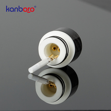 KanboroTech 510 네일 V3 기화기 세라믹 가열 요소 용 교체 용 4MM 착탈식 열로드 코일