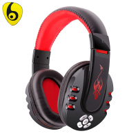 OVLENG V8 Wireless Bluetooth Headphones EDR Earphone Stereo Handsfree Headset External Mic Microphone For IPhone Galaxy