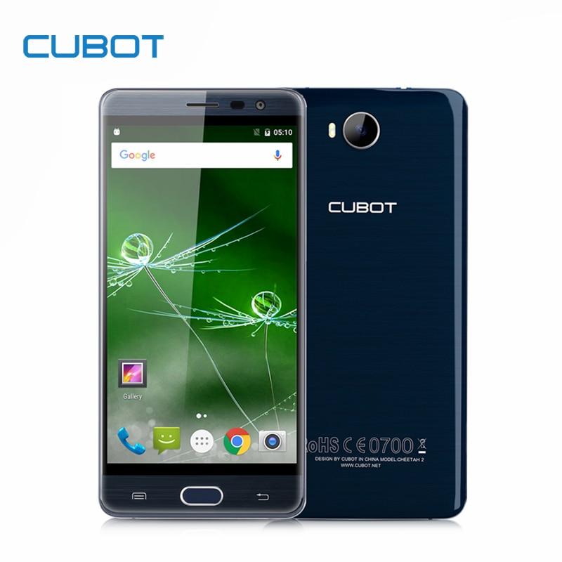 Cheetah 2 5.5 pulgadas de pantalla fhd smartphone cubot mtk6753 octa core tipo c