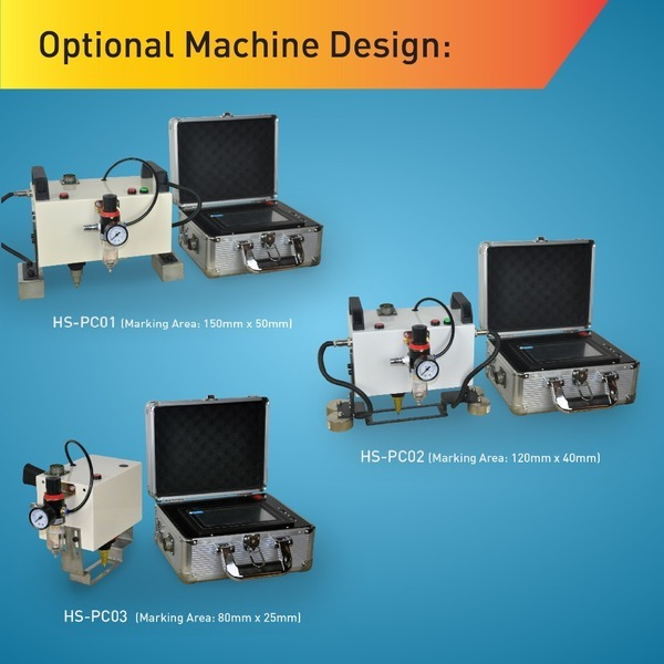 Cina Macchina per marcatura portatile a punti economica CNC di alta - Attrezzature per la lavorazione del legno - Fotografia 6