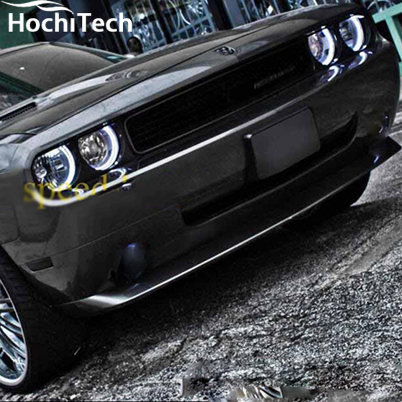 Hot style SMD angel eyes super bright white led halo light kit for Dodge challenger 2008 2009 2010 2011 2012 2013 2014 free shipping alloy shock cap set piggy back shock caps for baja 5b ss and 5t