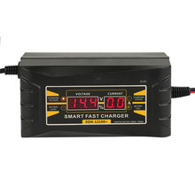 Best quality Full Automatic Smart Car Battery Charger 12V 10