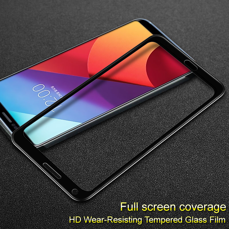 For <font><b>LG</b></font> G6Glass Screen Protector iMAK Full Coverage Tempered Glass Protective Film For <font><b>LG</b></font> <font><b>G6</b></font> Glas Film