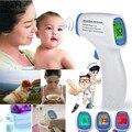 Fuction Muti-BabyDigital Termomete Infravermelho Corpo Testa Termômetro de contato Não-Temperatura 67