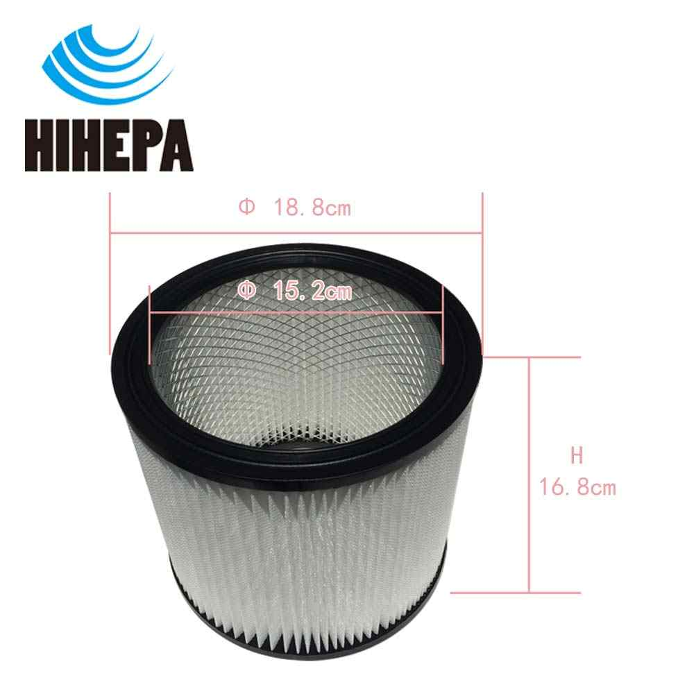 1 комплект пены и HEPA фильтр для Shop-Vac LB650C QPL650 5 галлонов & Up влажные & сухие пылесос подходит для части #90585 90585622 903040