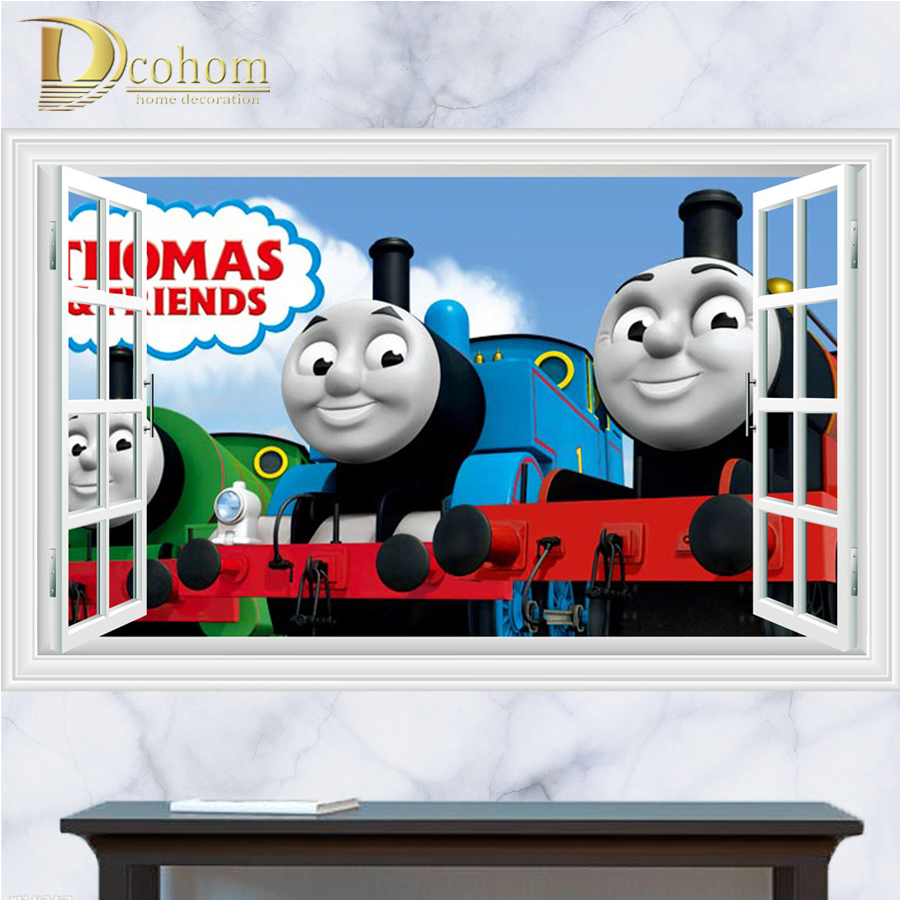 Great Thomas The Train Wall Mural Amazing Pictures