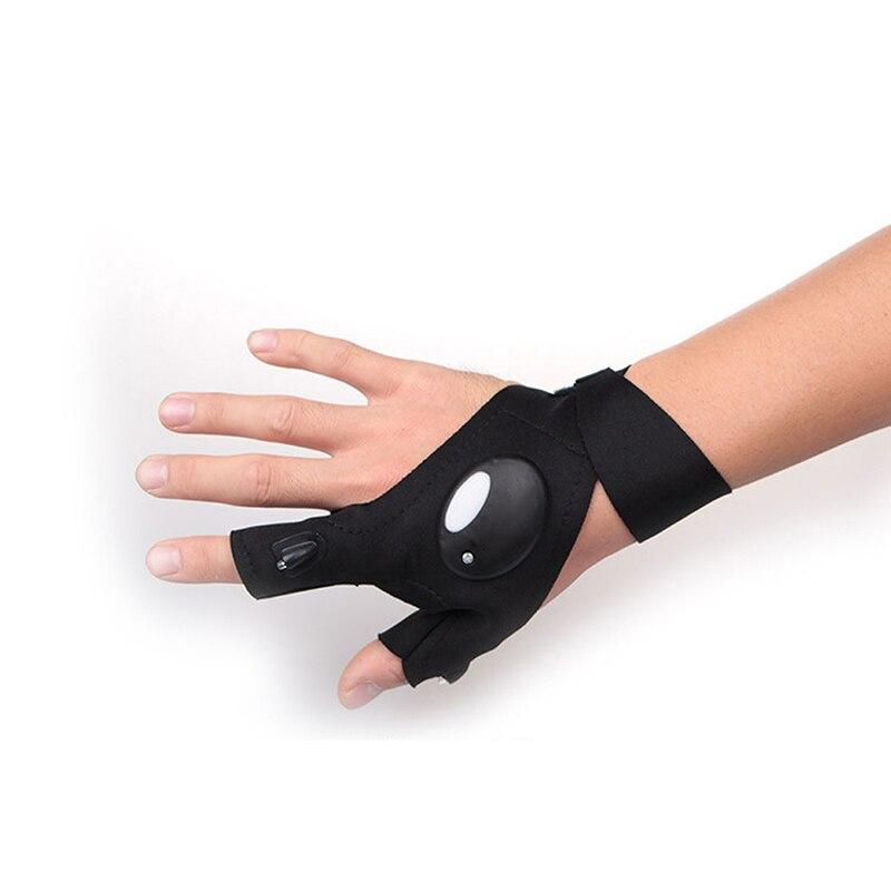 Led Taschenlampen Taschenlampen-Abdeckung Fingerhandschuhe - Haushaltswaren - Foto 4