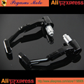 "7/8"" 22mm Handlebar Protector Universal  motorcycle Brake Clutch Levers Protect Guard For YAMAHA FZ-09 MT09 YZF-R1 YZF-R6 Black"