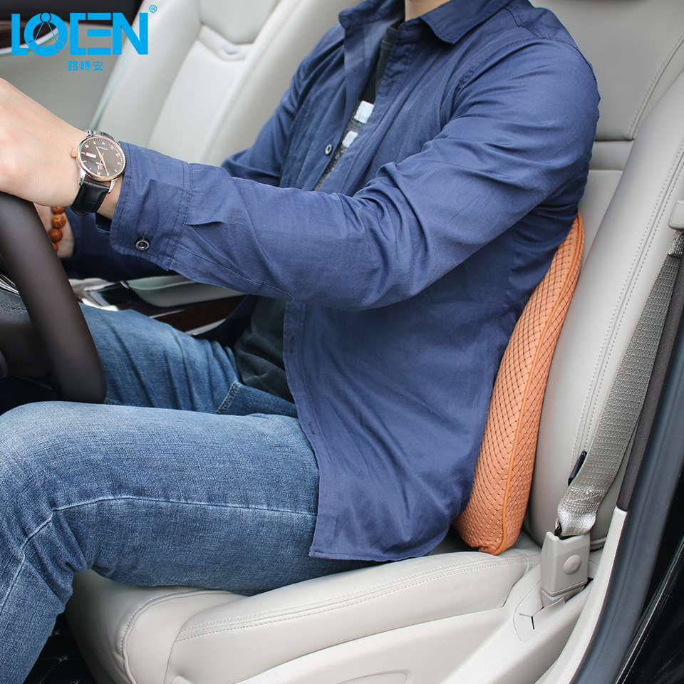 1PCS Car Neck Pillow High Grade Memory Foam Car Lumbar