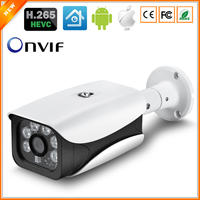 BESDER H 265 Surveillance IP Camera 25FPS 4MP 3MP 2MP Waterproof Outdoor CCTV Camera With 6PCS