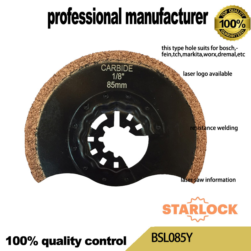 OSL212CG Starlock Carbide Grit Segmented Saw Blade Home Decoration Cutting Hard Material At Good Price And Fast Delivery
