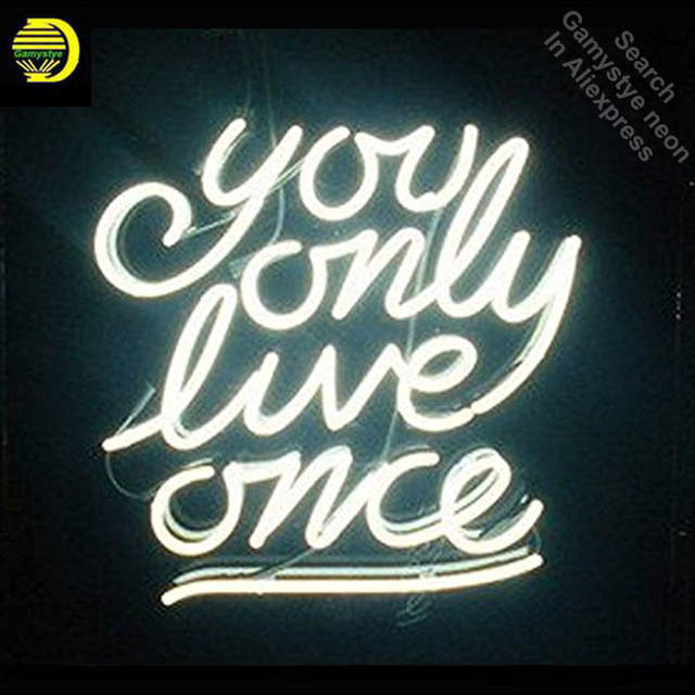 Detail Feedback Questions about NEON SIGN For You Only Love Once Room  display Custom Design Restaurant Shop Light Signs neon signs for sale light  up signs ... 8999ec8fdaf5f
