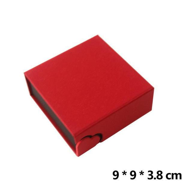 Us 845 0 Manufacturer Of Custom Jewelry Boxes Of High Quality Red Flip Charm Heart Bracelet Box Wholesale On Aliexpress Com Alibaba Group