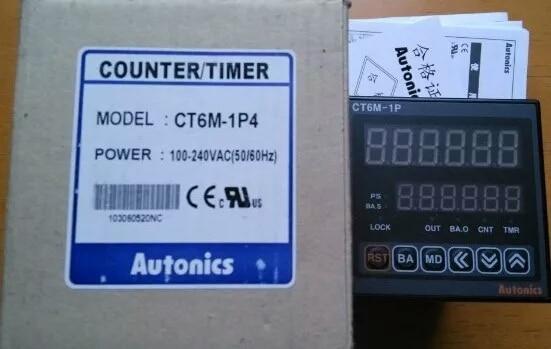 Free shipping genuine counter CT6 CT6M 1P CT6M 1P4 sensor