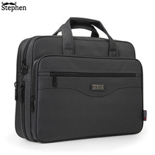 NEW Business briefcase Laptop bag Oxford cloth Multifunction waterproof handbags Portfolios Man Shoulder Travel Bags