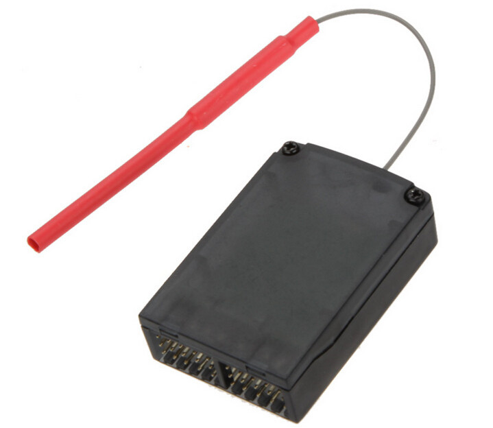1 шт. FS-R9B FlySky высокой точности 2,4 ГГц 8CH приемник для передатчика FlySky TH9X дропшиппинг