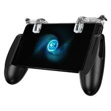 Manette de jeu Mobile GameSir F2 pour manette de jeu pour téléphone iOS et Android avec boutons de déclenchement de tir PUBG