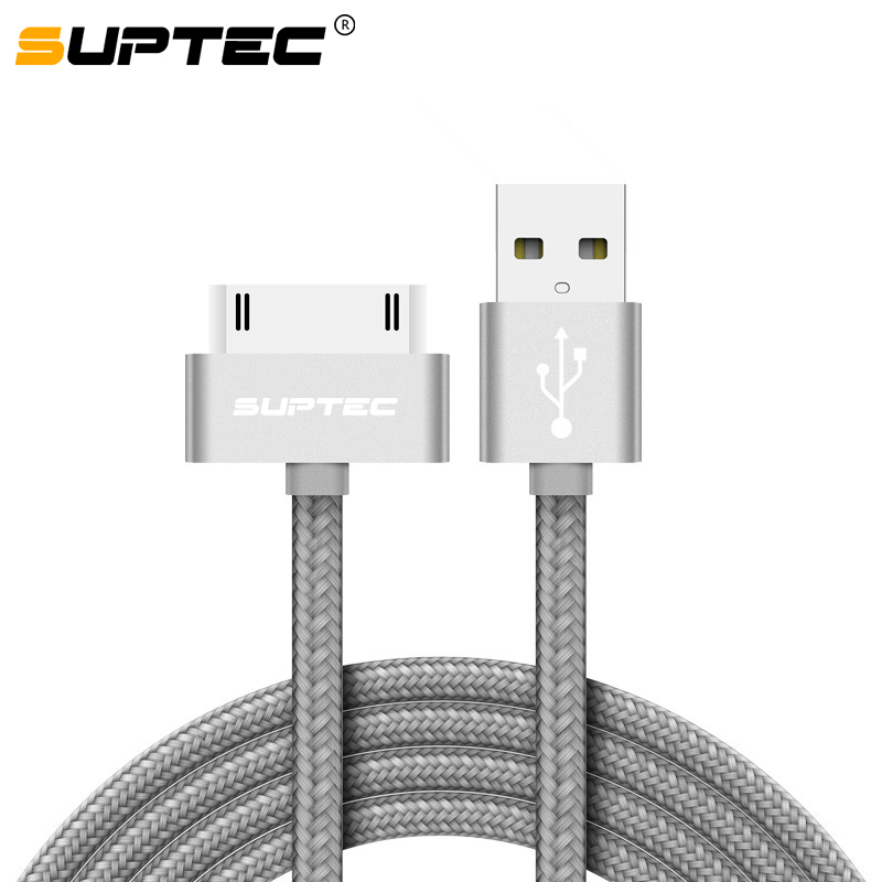 Handy Kabel Suptec Usb Kabel Für Iphone 4 S 4 S 3gs Ipad 2 3 Ipod Nano Touch Schnelle Lade 30 Pin Ursprünglichen Ladung Adapter Ladegerät Datenkabel