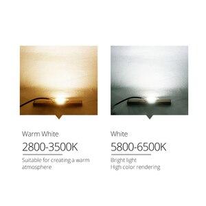 Image 2 - スマート ic と led cob ランプチップカバー 20 ワット 30 ワット 50 ワットハイパワー led ダイオードマトリックスアレイ led レンズリフレクター 110 v/220 v