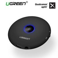 Ugreen Bluetooth 4 2 Receiver Transmitter 2 In 1 Wireless 3 5mm Adapter AptX Low Latency
