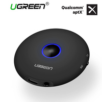 Ugreen Bluetooth 4 2 Receiver Transmitter 2 In 1 Wireless 3 5mm Adapter AptX Low Latency