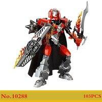103 cái Super Hero Factory 5 Siêu Furno Xl Xây Dựng Khối Gạch Đồ Chơi XD178