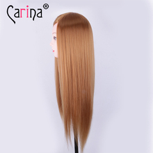 22 Salon Mannequin Head Fiber Hairdressing Doll Heads Professional Styling For Hairstyles Pretty Body Dummy