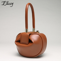 2017 Simple Hobos Genuine Leather Women Handbag Casual Women Bags Ladies Top Handle Bags Fashion Jingle