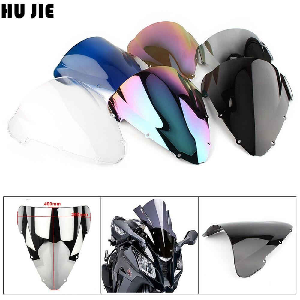 Motorcycle Windshield Windscreen For Honda CBR600F4I 2001-2006 Iridium