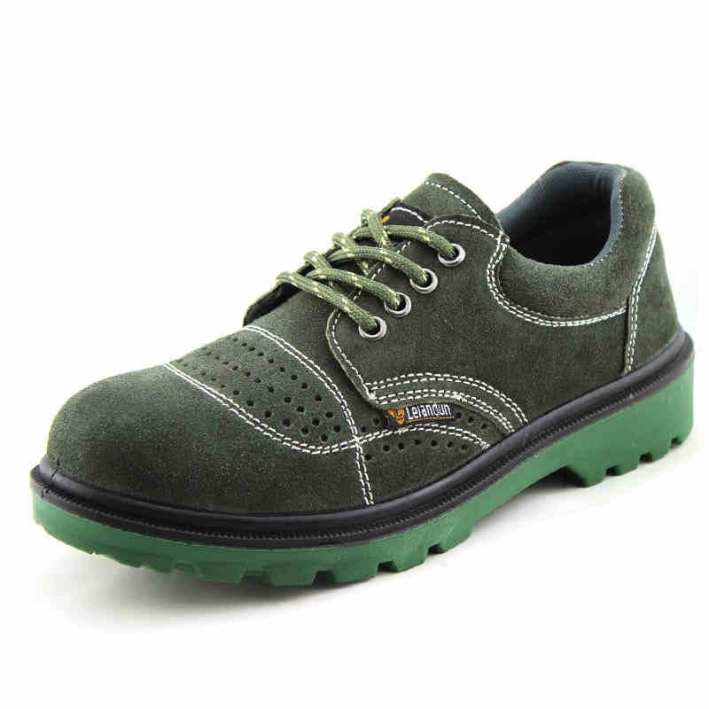Bottes Protection Embout Hommes En Au De Sécurité Travail Chaussures D'été Acier crevaison Grande Taille Anti Cuir Souple Faible Mode dCBrxoeW
