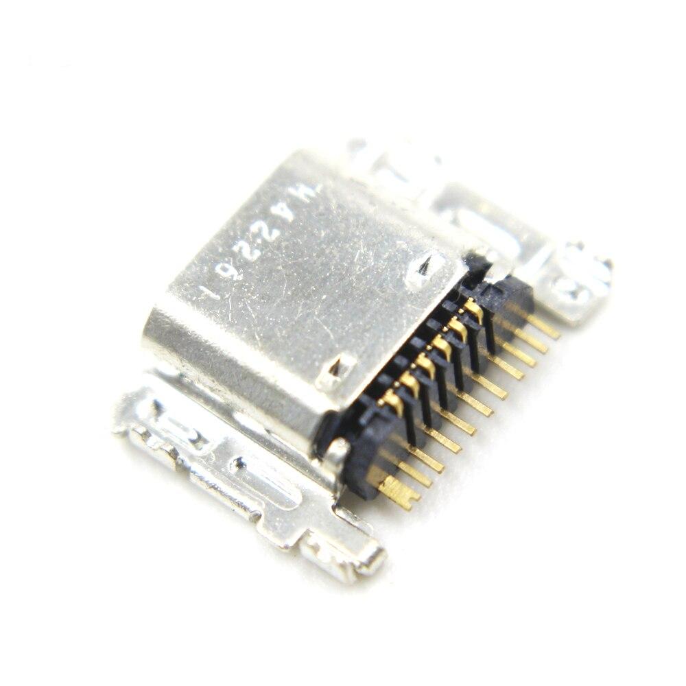 2pcs /lot Original New Charging Port Dock Port Plug USB Connector For Samsung Tab 4 8.0 T230 T231 T320 T321 T330 T331 T530 T531