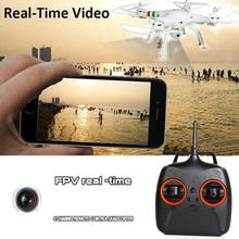 High QUality H809HC 2.4GHz RC Quadcopter 3D Flip Drone 3.6MP Camera RTF Helicopter Professional Camera Drones Flying Gift