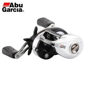 Image 2 - NEW Abu Garcia Brand SILVER MAX3 SMAX3 Left Right Hand BaitCasting Fishing Reel 5+1BB 6.4:1 209g Bait Casting Reel