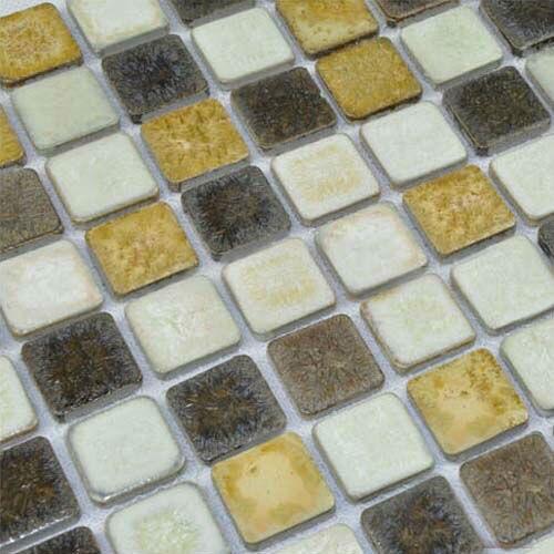 Italian Porcelain Tile Kitchen Back Splash Ceramic Mosaic Flooring