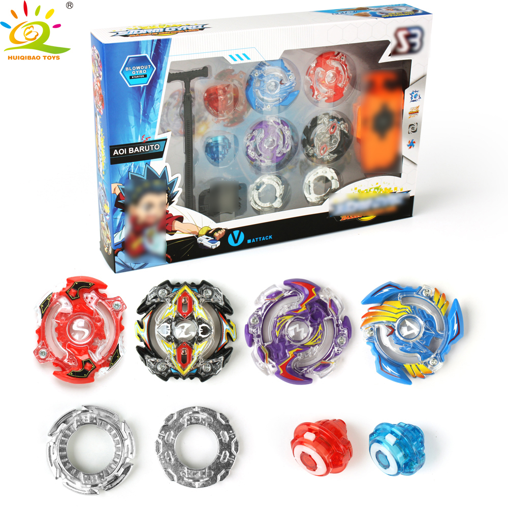 Film- & TV-Spielzeug Beyblade Burst Starter Spinning Kid Gifts Hot Battle Toy Only Without Launcher