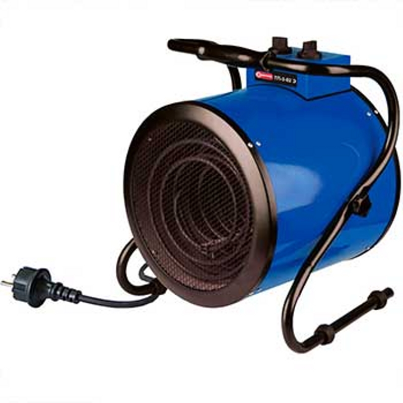 Gun thermal electric Диолд ТП-3-02Э (heating area 30м2, class shock protection I) 30m 200v 240v type heating tape 14mm width self regulating temperature water pipe protection roof deicing heating cable