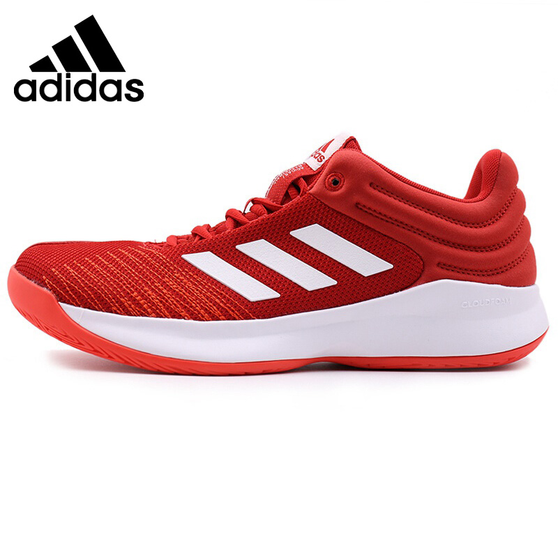 Original New Arrival  Adidas Pro Spark Low Men's Basketball Shoes Sneakers