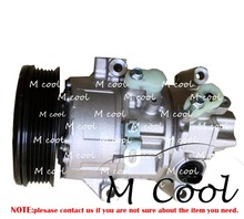 New AC COMPRESSOR FOR TOYOTA COROLLA 1.8 AVENSIS 1.6 For Toyota Corolla Compressor 4472209752 8831005100 4472209243