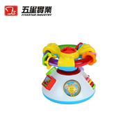 1 PC Music 2 in 1 projection kids lights flashing toys kids lighting toys projection toy baby toy light baby projector gift