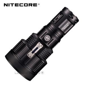 Image 2 - 小型モンスターシリーズ Nitecore TM38 Lite CREE XHP35 ハイ D4 LED 1800 ルーメン充電式サーチライトビーム距離 1400 メートル