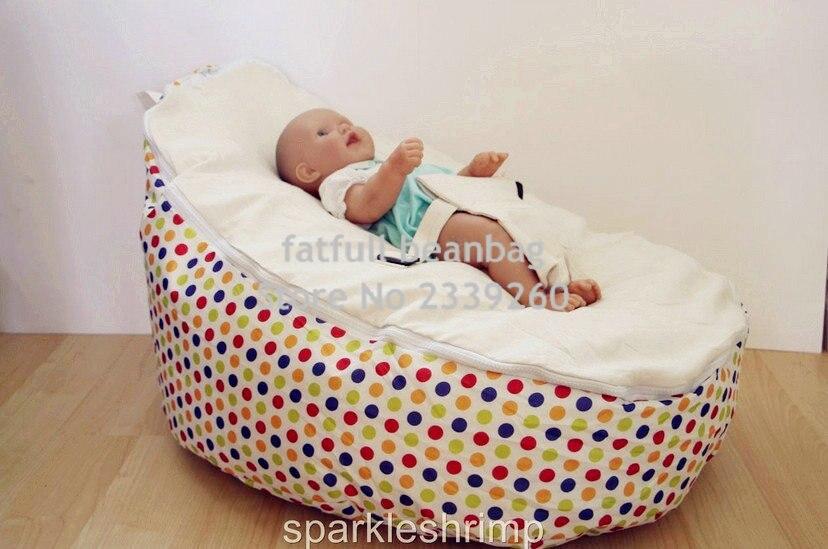 Nur, Keine FÜllungen Wasserdichte Streuen Baby Sitzsack. Infant Sitzsack Sitz