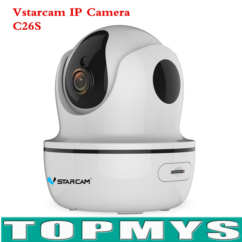 Vstarcam WIFI IP Camera C26S HD 1080P Wireless Night Vision Two-way audio P2P Onvif Baby Monitoring Home Security CCTV IP Camera vstarcam indoor hd wifi video surveillance monitoring security wireless ip camera with two way audio ir night vision pan tilt
