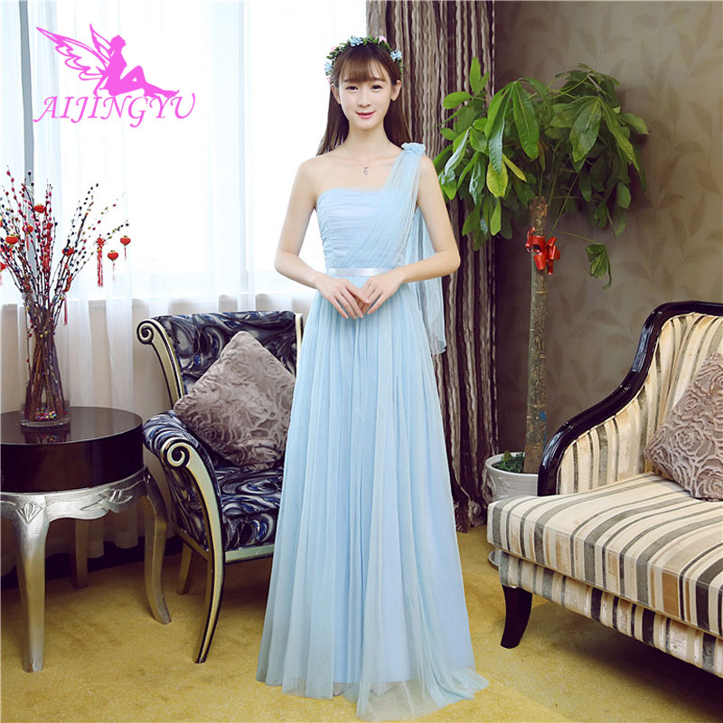 AIJINGYU 2018 sexy prom   dresses   women's gown wedding party   bridesmaid     dress   BN774