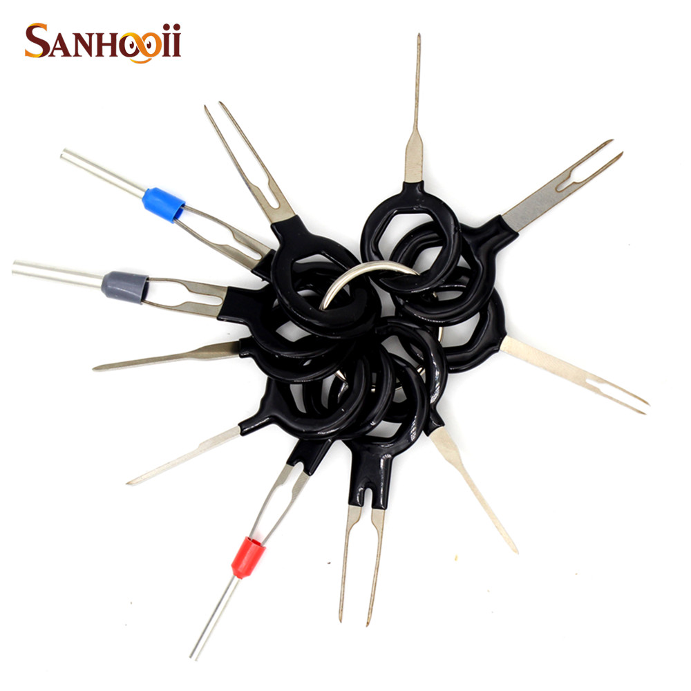 Sanhooii 11in1 Terminal Removal Tools Car Electrical