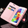 S3 Cases Cute Girl Cherry Series Flip Leather Cell Phone Case For Samsung Galaxy S3 I9300 SIII Card Slot Wallet Back Cover Bag