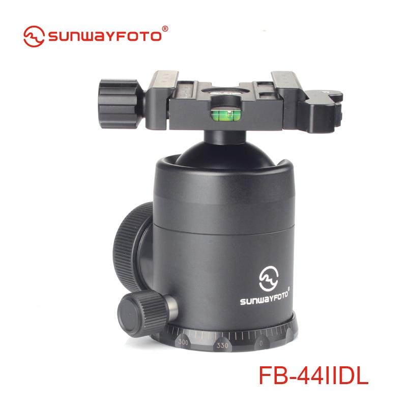 SUNWAYFOTO FB-44IIDL 삼각대 헤드 DSLR 카메라 삼각대 볼 - 카메라 및 사진
