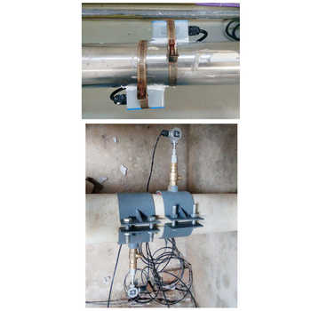 TUF-2000M TS-2(DN15~DN100mm)TM-1(DN50~DN700mm)/TL-1(DN300~DN6000mm) Ultrasonic Flow/Module Flow Meter High temperature Flowmeter
