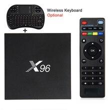 X96 Android 6.0 TV Box Amlogic S905X Max 2GB RAM+16GB ROM Quad Core WIFI HDMI 4K*2K HD Smart Set Top BOX Media Player PK A95X
