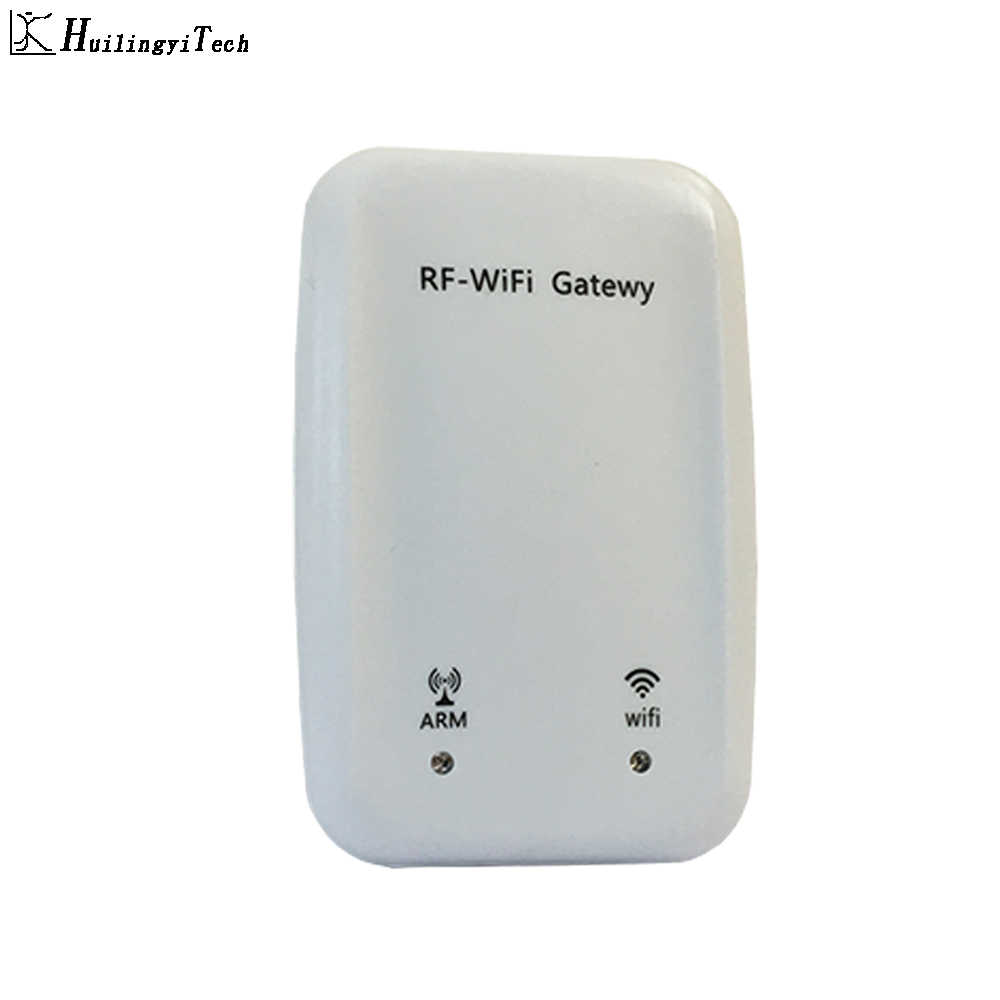 WIFI Alarmsysteem Engels Russisch Spaans Duits Pools Italiaans Franse Android IOS APP